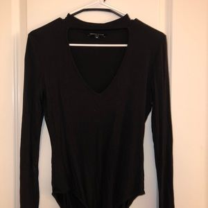 Kendall and Kylie Black body suit